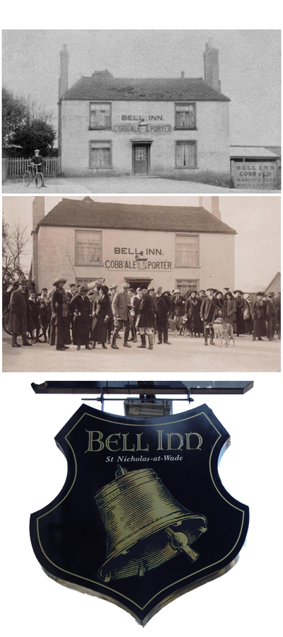 old pictures of the Bell